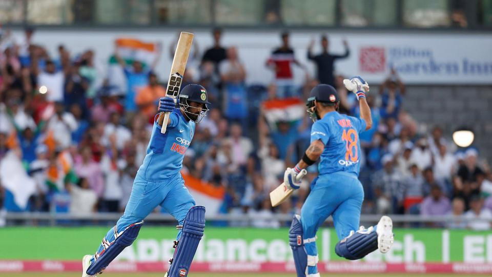 This also turned out to be India's first T20 win over England in England.  (Action Images via Reuters)