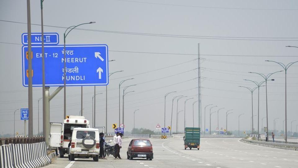 Eastern Peripheral Expressway,EPE,NHAI