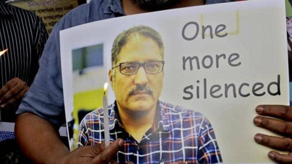 Shujaat Bukhari,Rana Ayyub,Reporters without Borders
