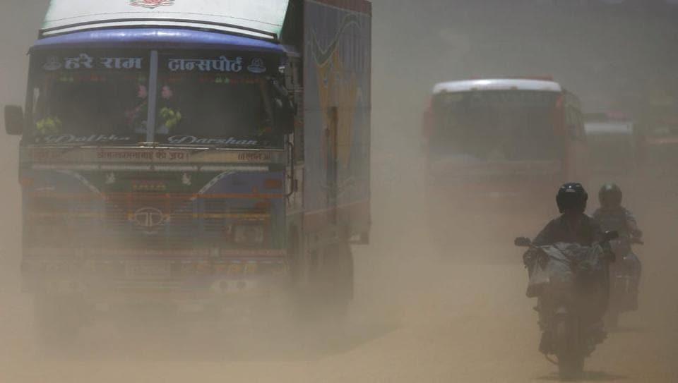 Nepal road accident,Indians killed,Sunsari