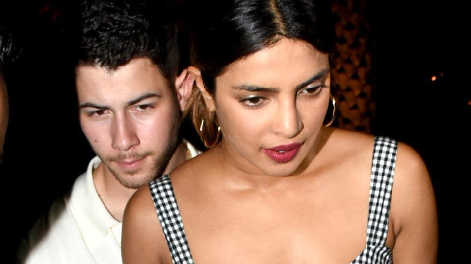 Nick Jonas and Priyanka Chopra Are Now Wearing Matching Gold Rings