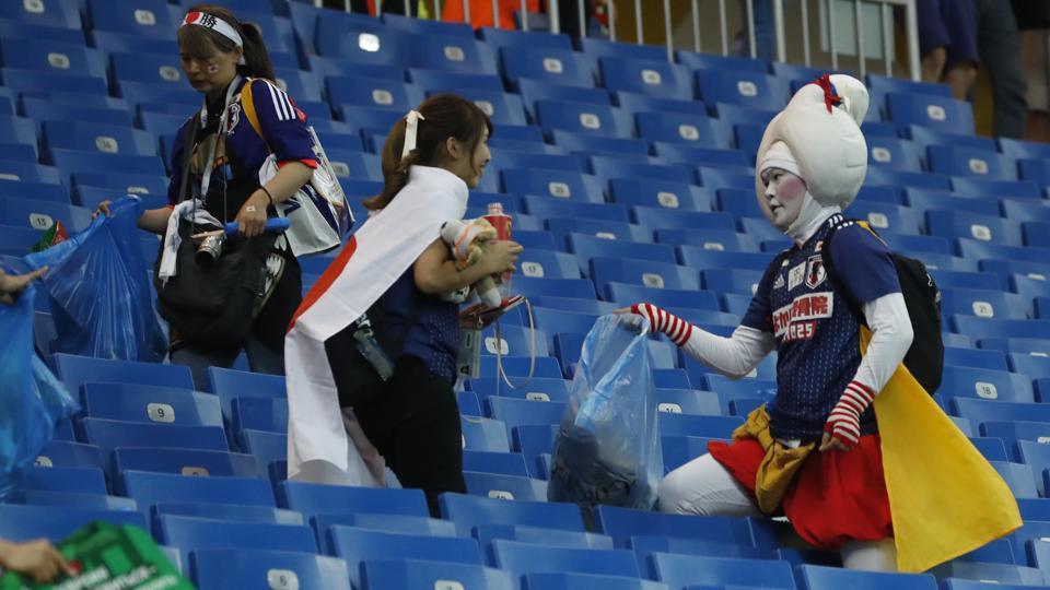 FIFA World Cup 2018,Japan football team,Belgium football team