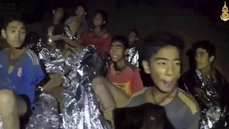 Thai boys,Thai cave,Thai boys in cave