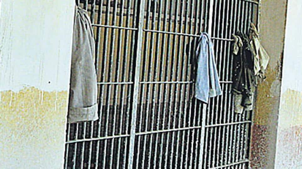 Alwar jail,Alwar police,Dilip Verma