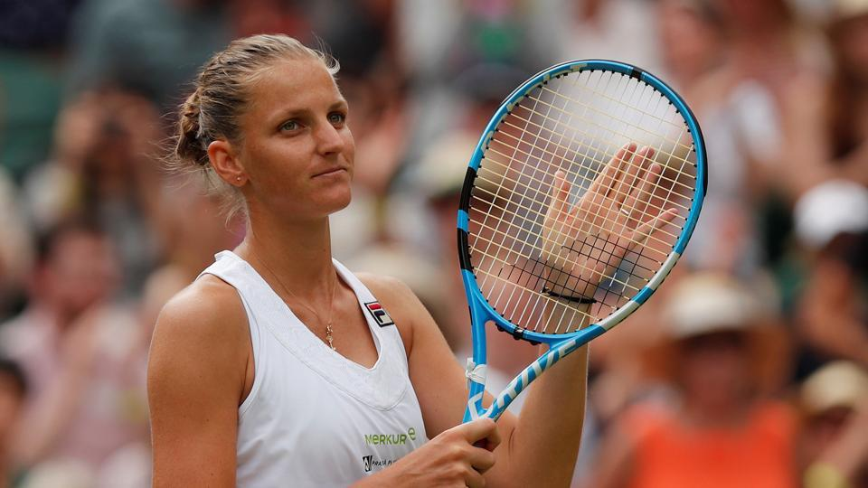 Czech Republic's Karolina Pliskova will face Romanian 28th seed Mihaela Buzarnescu in the third round at Wimbledon.