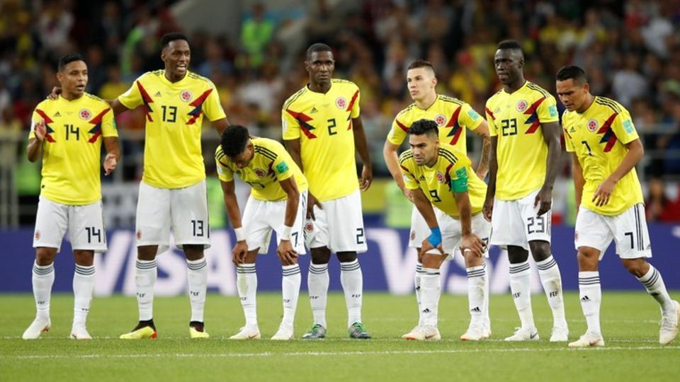 FIFA World Cup 2018,Diego Maradona,Colombia