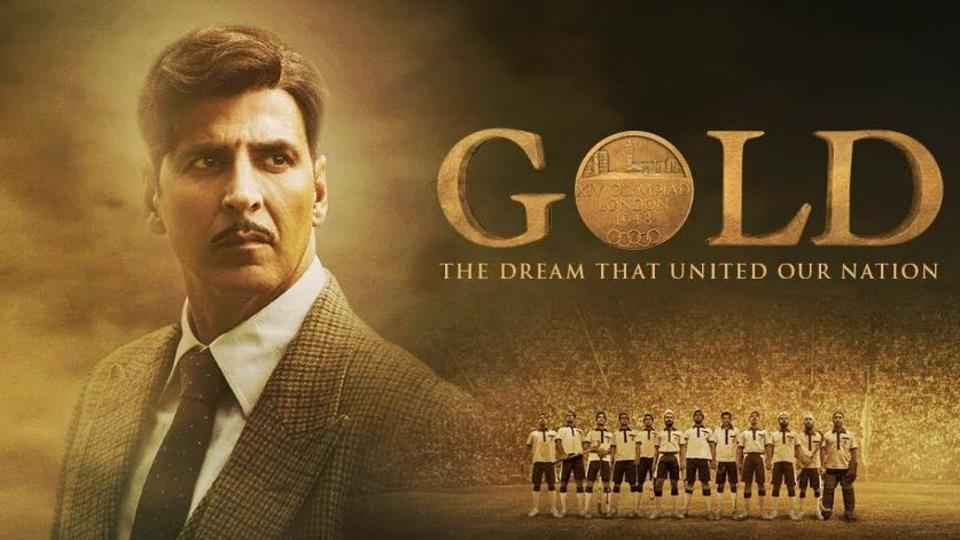 Akshay Kumar introduces his 'Gold'en team!