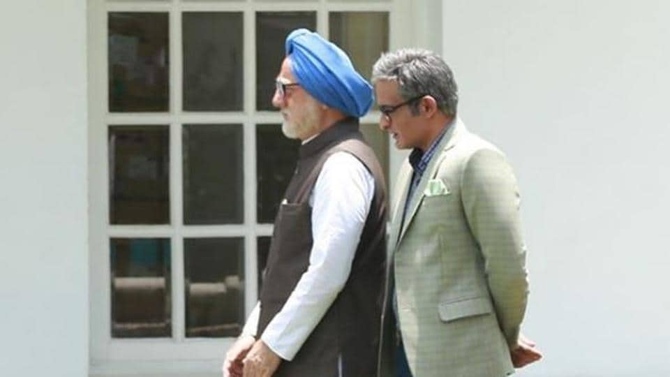 The Accidental Prime Minister,Anupam Kher's The Accidental Prime Minister,Anupam Kher