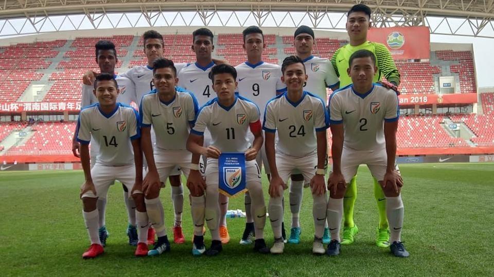 India U-16 football team,Indian football,U-16 exposure tour