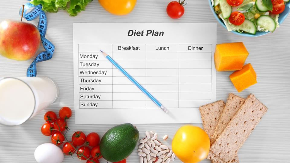 weight loss diet food plan