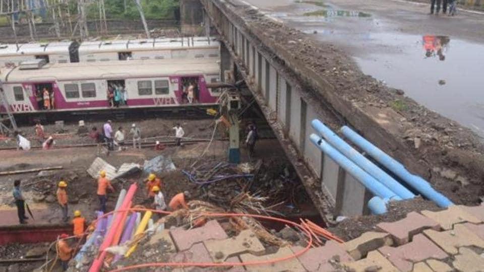Mumbai,Andheri bridge collapse,One city