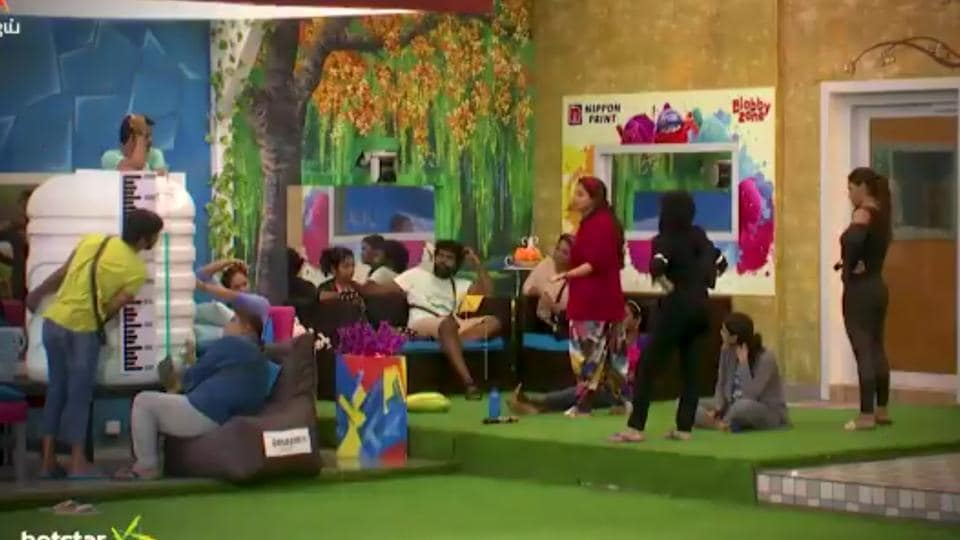 Bigg Boss 2 Tamil, episode 18: Mumtaz gets on the wrong side of her teammates.