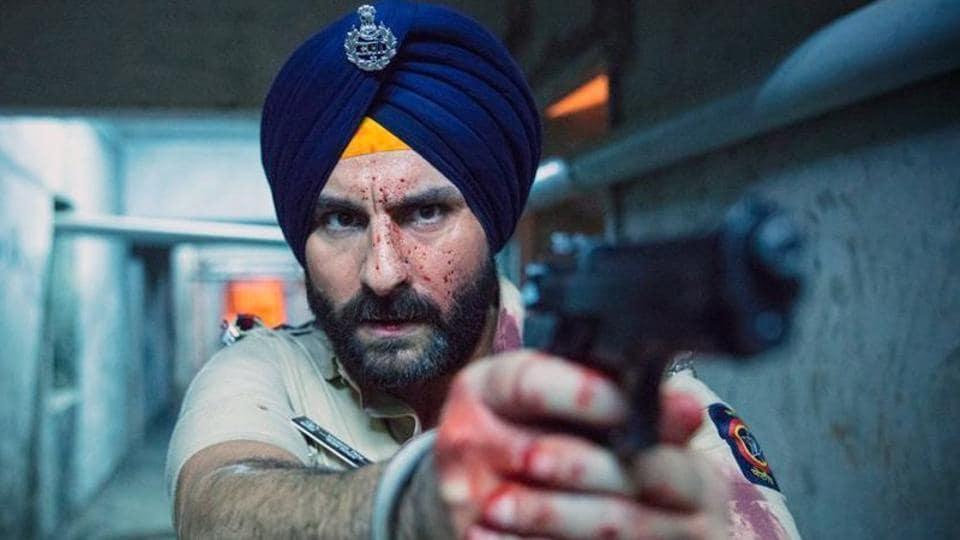 Saif Ali Khan,Sacred Games,Netflix