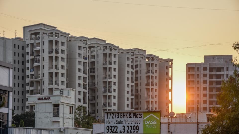 Pune,National Housing Board,property prices