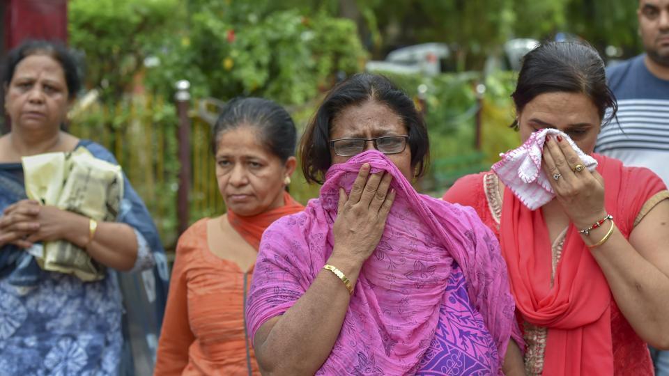 Burari deaths,Burari family deaths,Delhi mass suicide