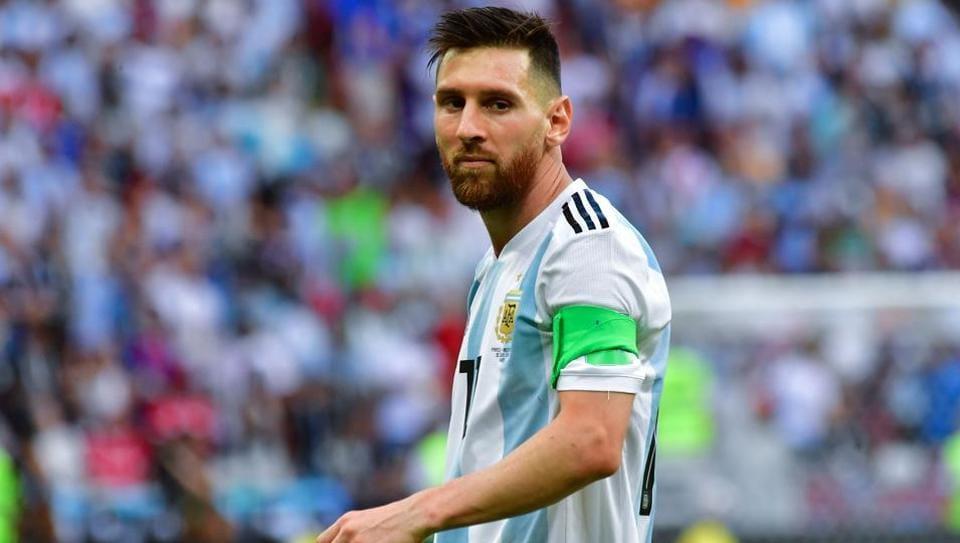 Lionel Messi,Kolkata,FIFAWorld Cup 2018