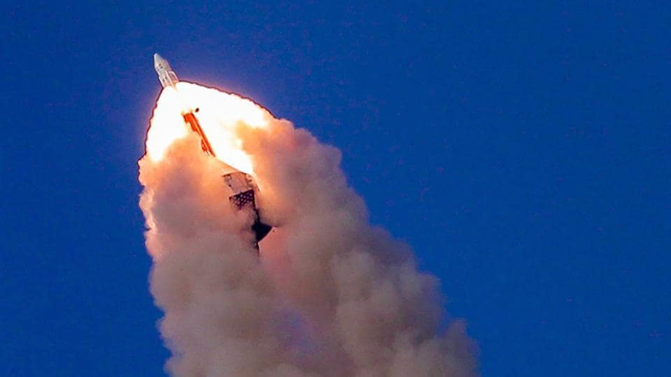 In its aim towards a human spaceflight, the Indian Space Research Organisation (ISRO) on Thursday carried out the first in a series of tests to qualify a crew escape system. ISRO in a statement said the crew escape system is a critical technology for human spaceflight. (PTI)