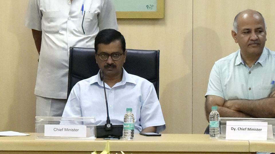 AAP,Delhi chief minister,Arvind Kejriwal