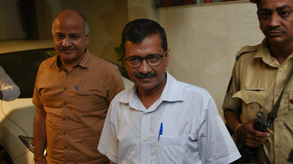 Following the Supreme Court order, sources said CM Arvind Kejriwal and deputy CM Manish Sisodia could go ahead with a bureaucratic reshuffle.