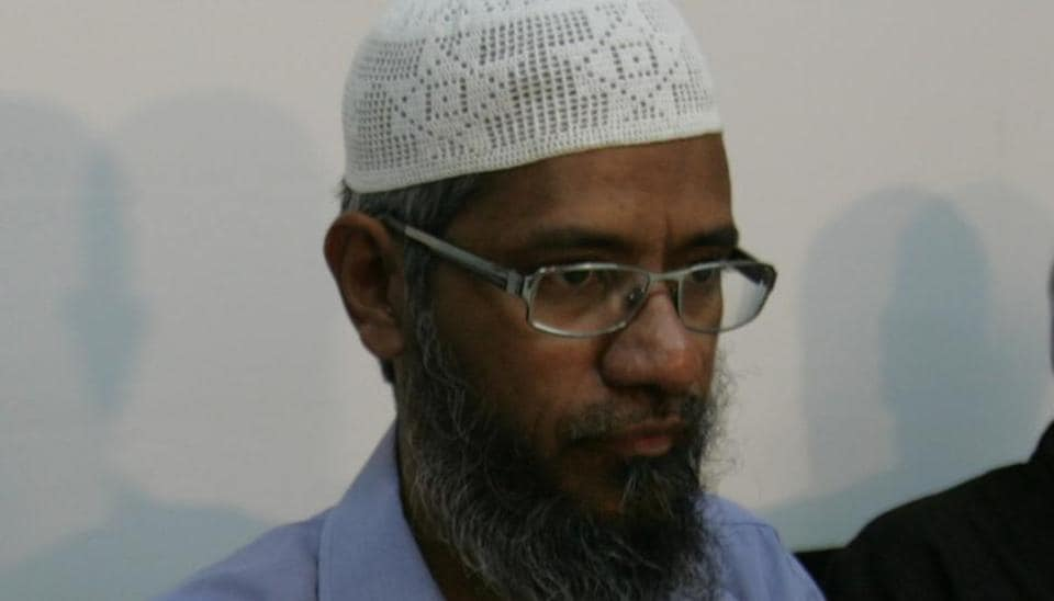 India's request to extradite controversial Islamic preacher Zakir Naik is under 'active consideration' of the Malaysian authorities, the government said on Thursday.