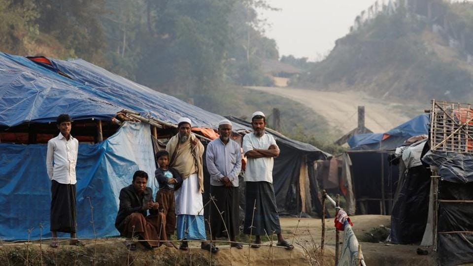 community leaders,Rohingya,refugee