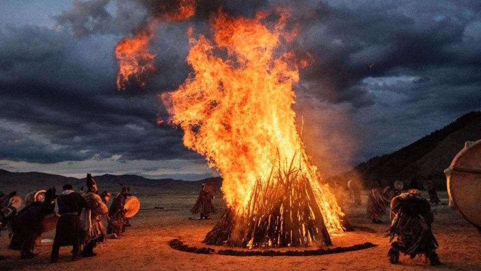 Photos: A new dawn for shamanism in Mongolia after Soviet