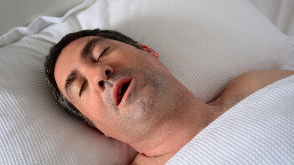 Obstructive sleep apnoea (OSA), common among elderly, is a condition where the walls of the throat relax and narrow during sleep, stopping breathing.