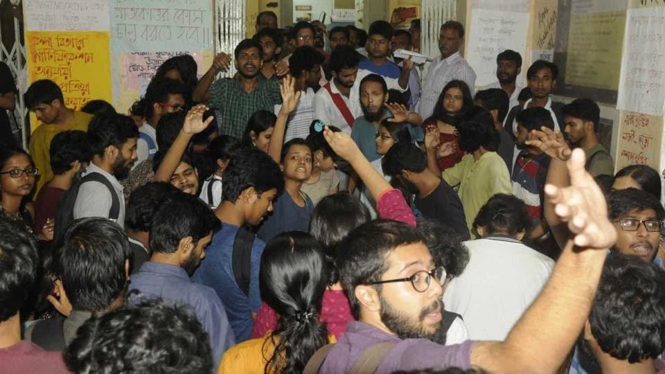 Jadavpur University,JU,Jadavpur University VC