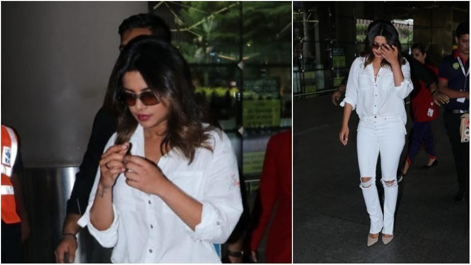 Priyanka Chopra,Nick Jonas,Bharat
