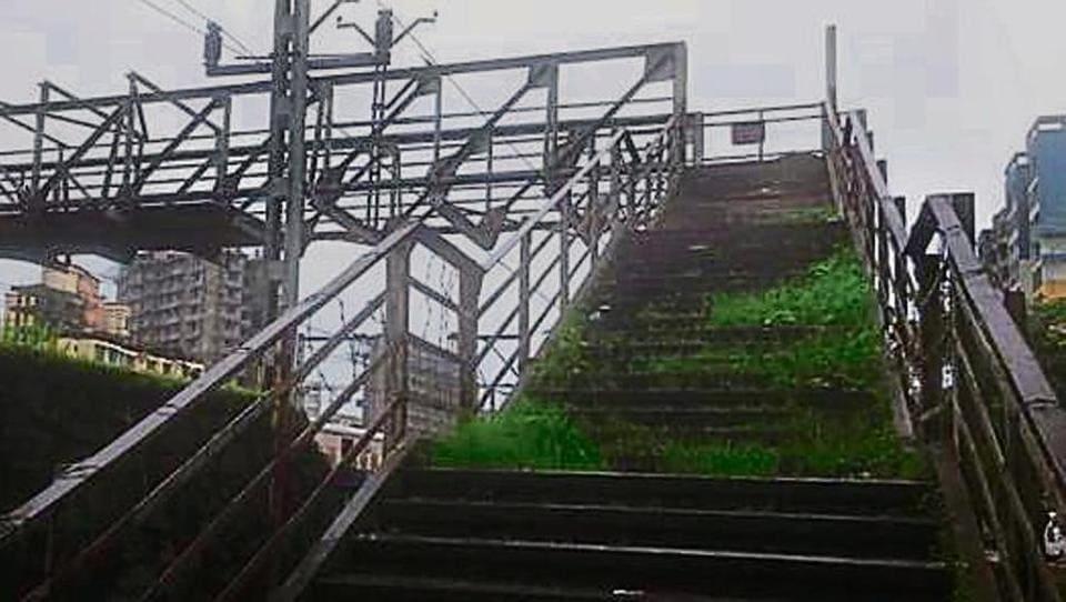 Mumbai,Tilak Nagar station,Tilak Nagar bridge