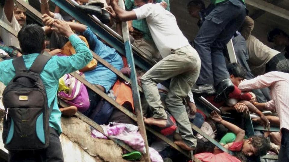 Mumbai,Elphinstone FOB,report on delay