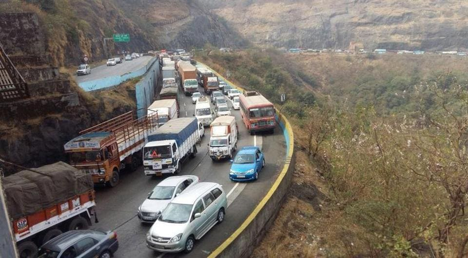 The slow pace of work on many highways is compounding the misery of those displaced.