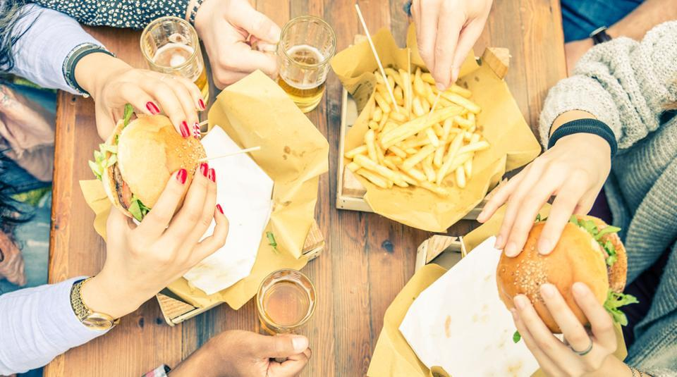 Here's how junk food is messing with your health.