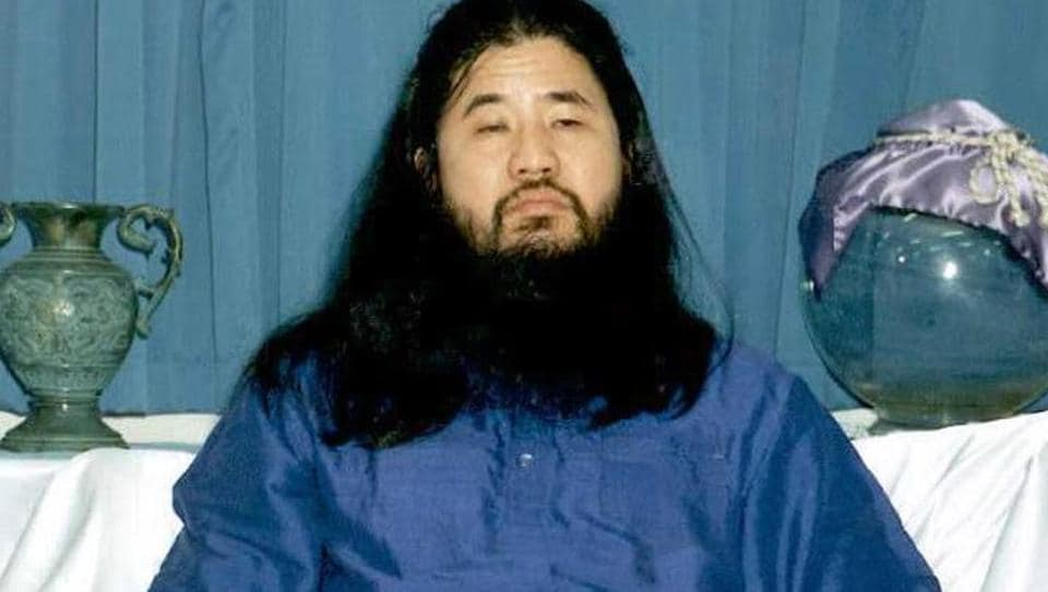 cult leader,1995 sarin gas attack case,Aum Shinrikyo