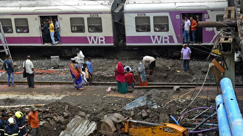 Andheri bridge collapse,Mumbai rains,Mumbai monsoon