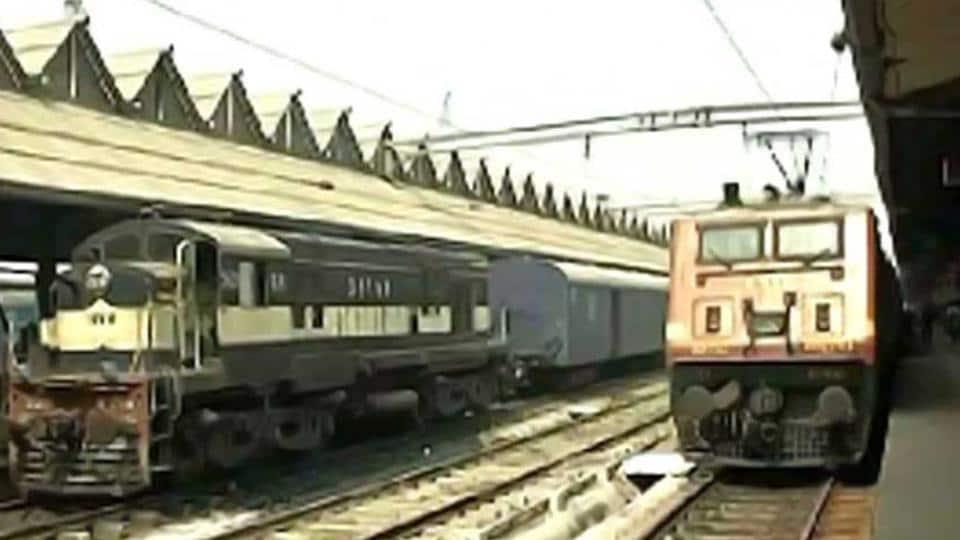 Indian Railways,Minor girls rescued,Child trafficking