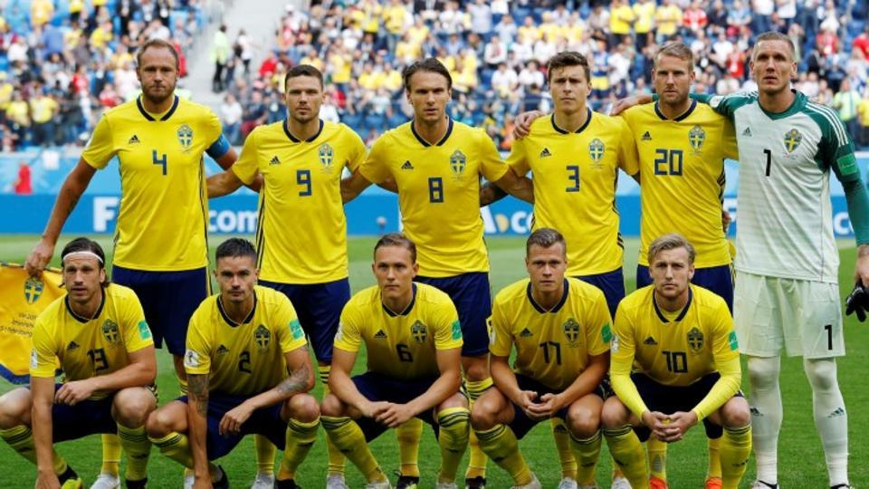 FIFA World Cup 2018,Swedish FA,Sweden football team