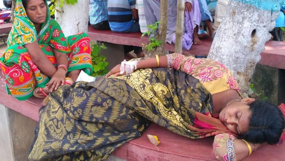 Pregnant woman,Bengal,Murshidabad