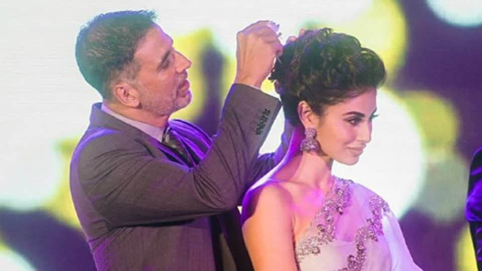 Gold, starring Akshay Kumar, is TV actor Mouni Roy's first movie role.