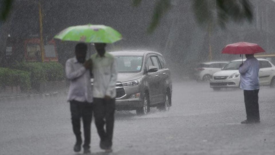 Mumbai monsoon,Mumbai rains,IMD