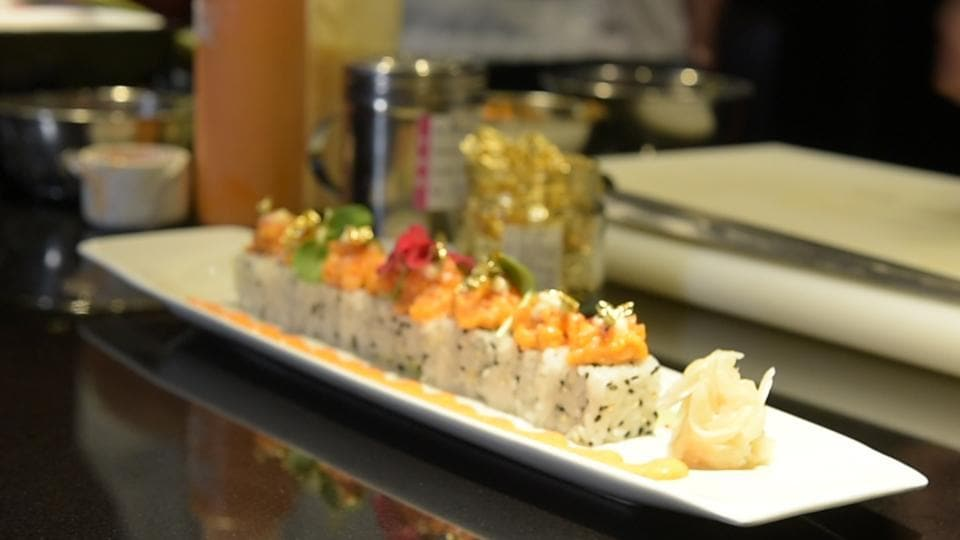 Japanese cuisine is healthy, tasty and beautifully presented.