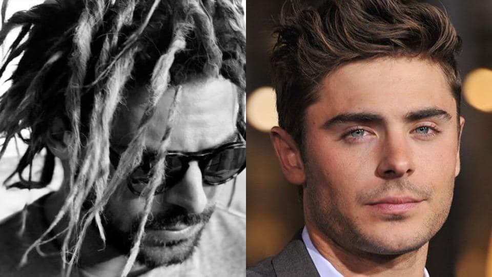 Actor Zac Efron's dreadlock look has made him face the heat on social media. (Instagram)