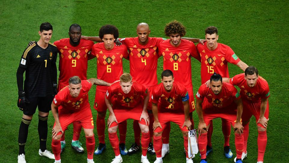 FIFA World Cup 2018,2018 FIFA World Cup,Belgium