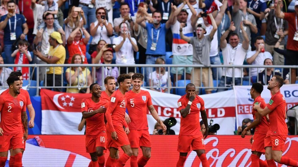 England beat Sweden 2-0 in FIFA World Cup 2018 quarter-final  and reach semifinal for the first time in 28 years. (AFP)