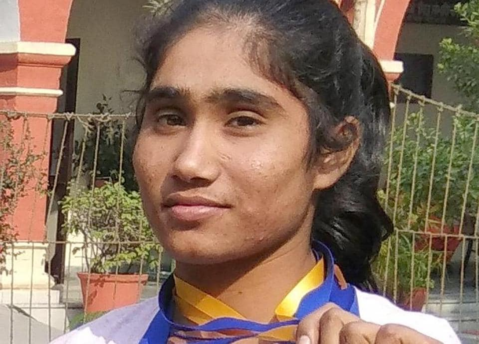 Triple Jumper Renu was born in Haryana but started playing for Punjab after taking admission in Punjab Institute of Sports in 2015.
