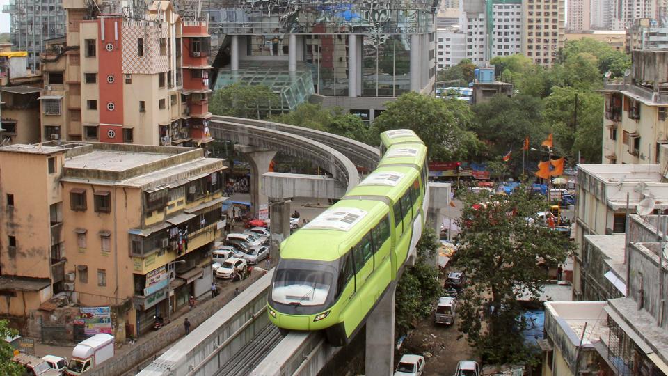 monorail,Wadala,Chembur