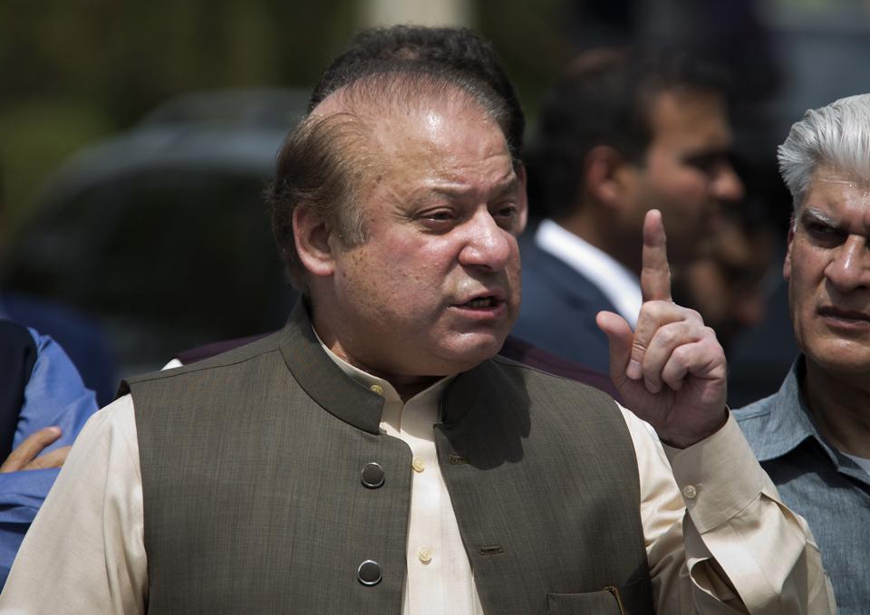 Nawaz Sharif,Nawaz Sharif sentence,Pakistan