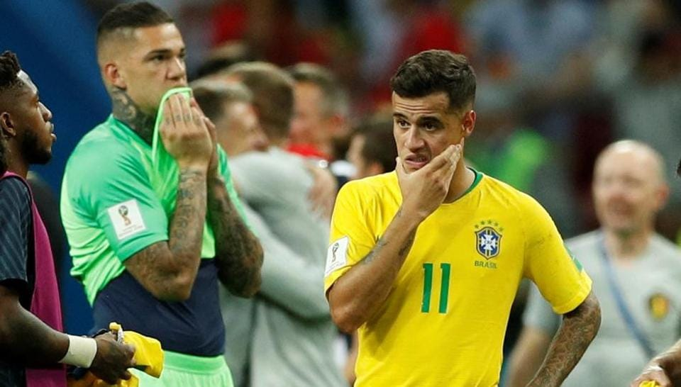 FIFA World Cup 2018,Philippe Coutinho,Brazil football team