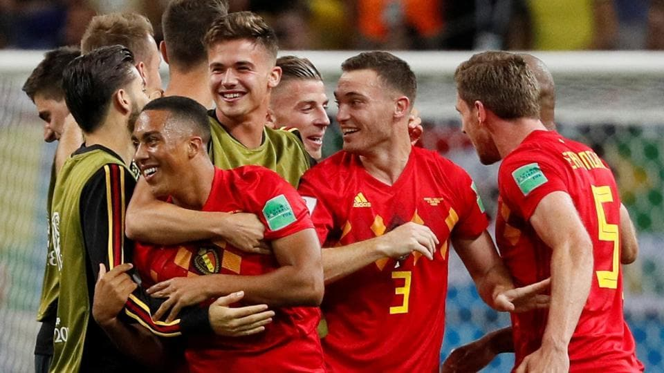 Belgium defeated Brazil to reach the FIFA World Cup 2018 semi-finals in Kazan on Friday. (REUTERS)