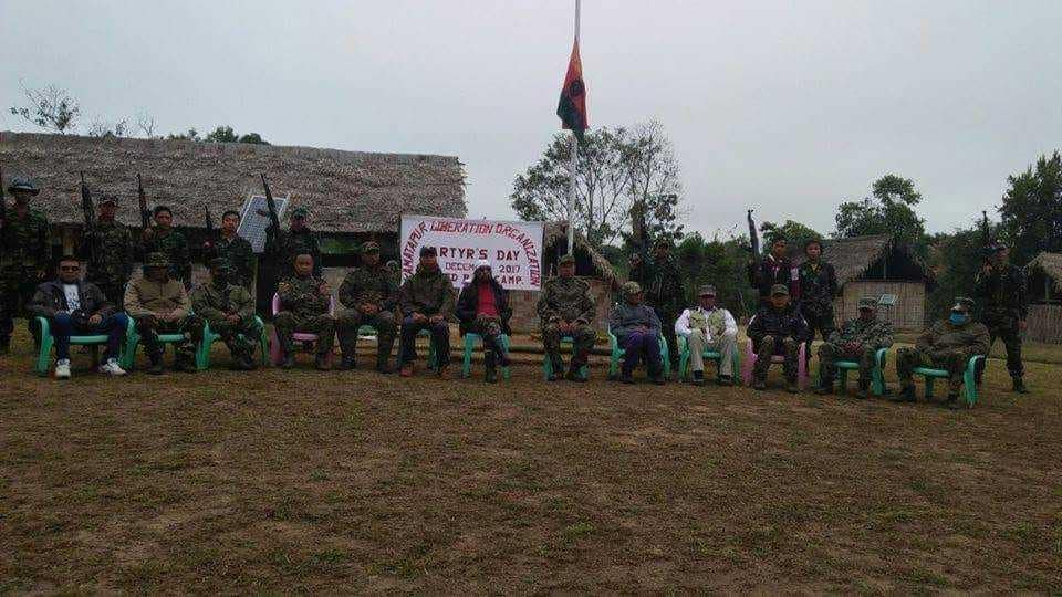 File photo of Kamtapur Liberation Organisation. Police are probing whether the new group has connections to KLO.